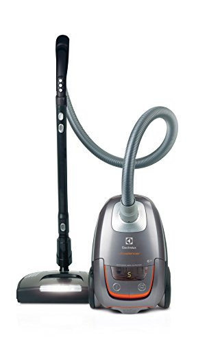 Electrolux Ultra Silencer Deep Clean Canister Vacuum, EL7063B - Corded (Electrolux compare prices)
