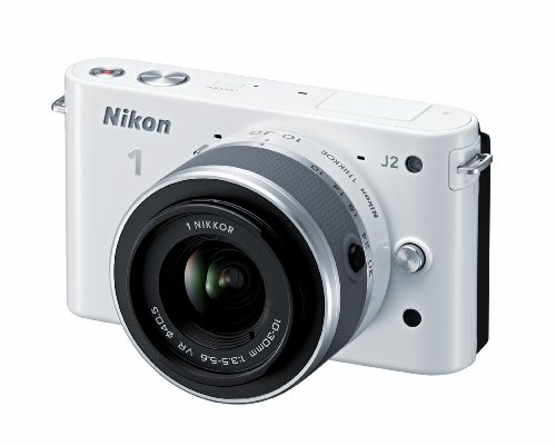Nikon 1 J2 10.1 MP HD Digital Camera  10-30mm
