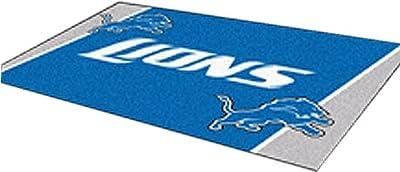 Fanmats Detroit Lions 4x6 Rug