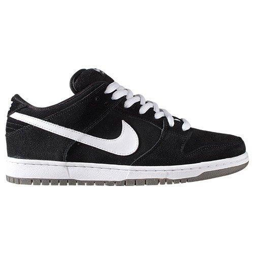 Nike Dunk Low Pro Sb Black - White Mens 10