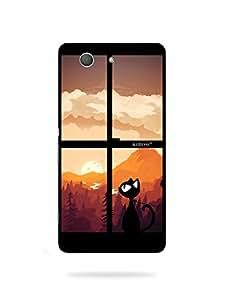 alDivo Premium Quality Printed Mobile Back Cover For Sony Xperia Z3 Mini / Sony Xperia Z3 Mini Back Case Cover (MKD179)