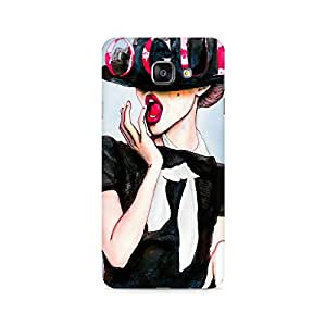 Ebby Vogue Premium Printed Case For Samsung A710 2016 Version