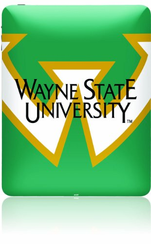 Skinit Protective Skin Fits Ipad (Wayne State University