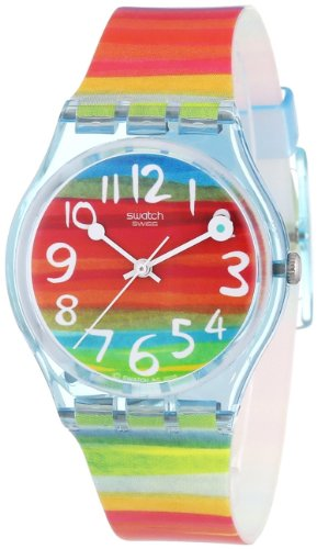 Swatch Color The Sky Ladies Watch GS124