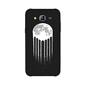 Back cover for Samsung Galaxy J1 Ace Moon City