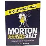 Morton Iodized Table Salt - 4lb. box by Morton [Foods]