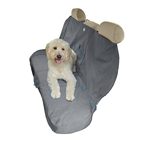 kurgo car bench seat cover for dogs stain resistant water resistant machine washable dog. Black Bedroom Furniture Sets. Home Design Ideas