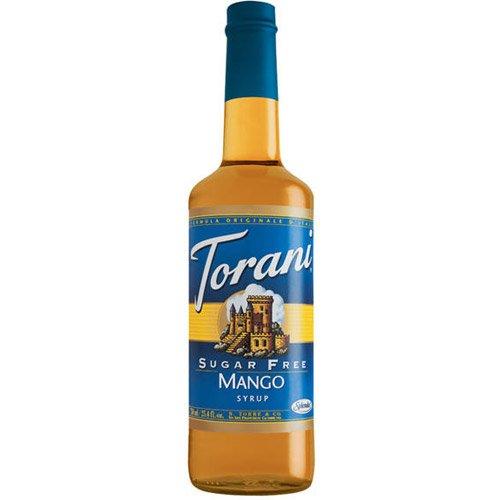 Torani Sugar Free Mango Syrup 750Ml