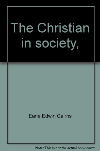 Title: The Christian in society Moody evangelical focus