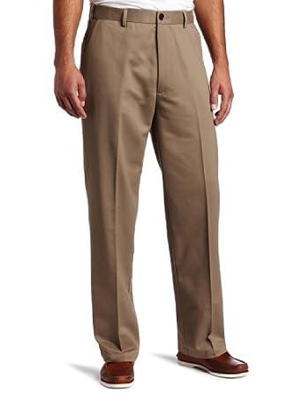 Low Price Dockers Men's Comfort Waist Khaki D3 Classic Fit Flat Front Pant