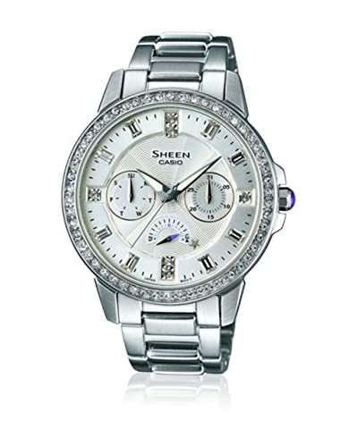 Casio Orologio con Movimento Giapponese Woman SHE-3023D-7A 39 mm
