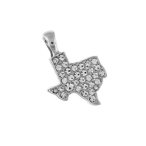 Pd 058b 06 Texas Clear Silver Plated