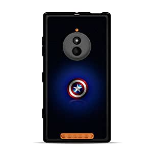 Nokia Lumia830 printed back cover (2D)RK-AD009