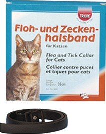 Trixie Zecken/Flohband für Katzen 35cm 4003