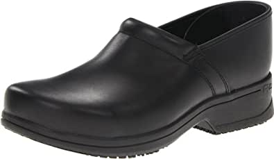 Timberland PRO Men's Five Star Stanhope Chef Work Shoe,Black,7 M US