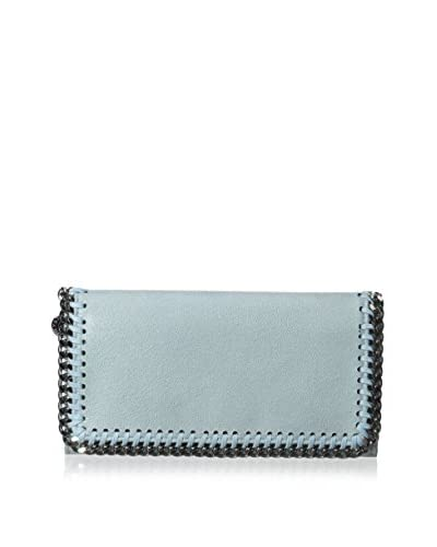 Stella McCartney Women's Flap Wallet Shaggy Deer, Ice