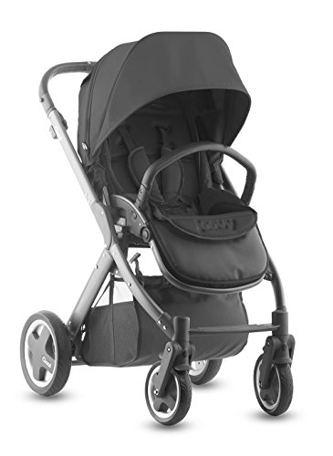 Joovy Qool Single Stroller, Black