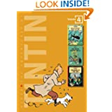 The Adventures of Tintin, Vol. 4: Red Rackham's Treasure / The Seven Crystal Balls / Prisoners of the Sun (3...
