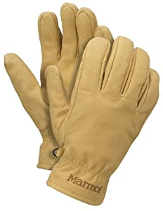 Marmot Men's Basic Work Glove, Tan, X-Small