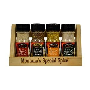 Alpine touch spice