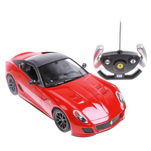 1/14 Scale Ferrari 599 GTO Radio Remote Control Sport Car RC RTR (Red)