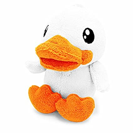 B.Duck-Plush,-21cm,-White