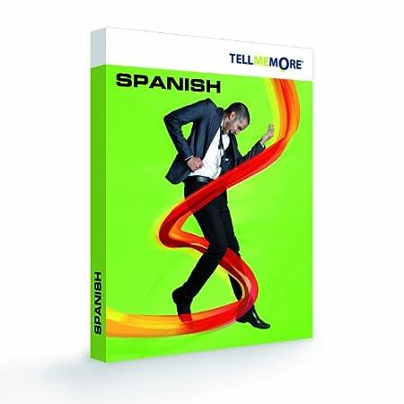 Rosetta Stone Tell Me More Spanish v10.5