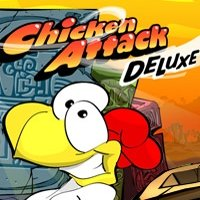Chicken Attack Deluxe [Download] by Intenium