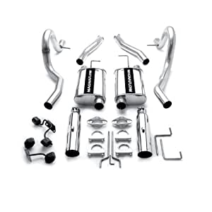 "Magnaflow 15638 Stainless Steel 2.5"" Dual Cat-Back Exhaust System"