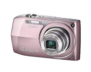 Casio Exilim EX-Z2300 Digital Camera - Pink (14.1MP, 3 inch LCD, 5 x Optical Zoom)