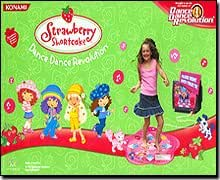 Dance Dance Revolution - Strawberry Shortcake - Pl