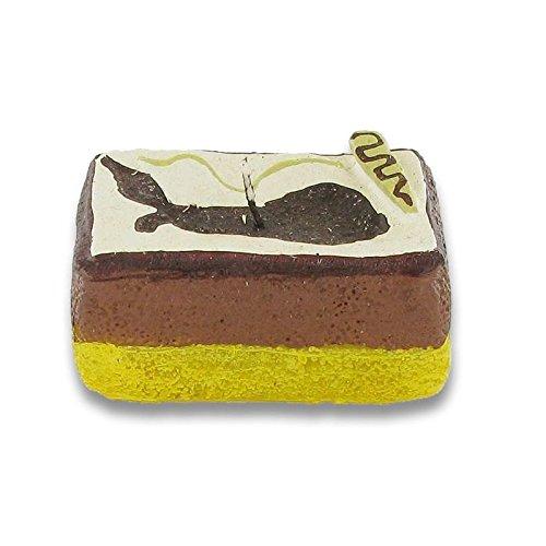 Bougies gâteau Poire Amandine