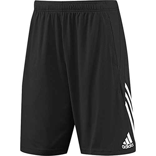Adidas Men'S Ultimate Swat Short Black/White 2 Shorts Xl 10 front-32711