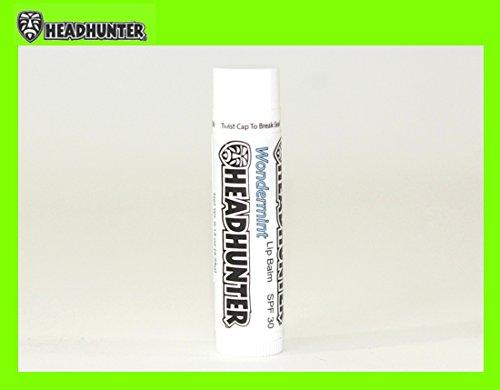 HEADHUNTER(ヘッドハンター) CLEAR(クリア) SPF 30 LIP BALM(リップバーム)