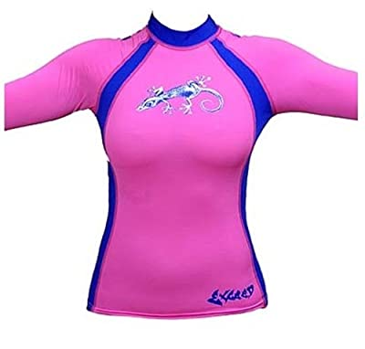 Exceed Evasive Women's Long Sleeve Rash Guard
