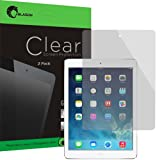 i-Blason Apple iPad Air / iPad 5 2 Pack Premium Screen Protector HD Clear Version