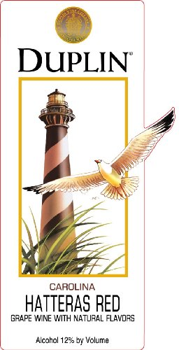 Nv Duplin Wine Cellars Hatteras Red Carolina Red Blend 750 Ml