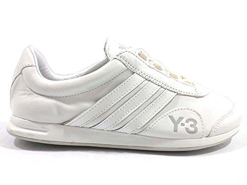 scarpe donna Y-3 adidas YOHJI YAMAMOTO 36 2/3 sneakers bianco AY937