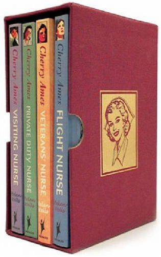 Cherry Ames Boxed Set (Books 5-8): Flight Nurse; Veteran's Nurse; Private Duty Nurse; Visiting Nurse