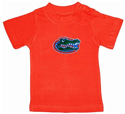 Florida Gators Orange NCAA College Toddler Baby T-Shirt Tee