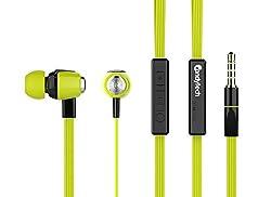 Candytech Universal Smart Earphones (Green)