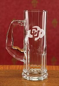 Buy Colorado Buffaloes 20 Oz Deep Etched Muscle Mug by Campus Crystal