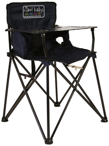 For Sale! ciao! baby Portable Highchair, Navy
