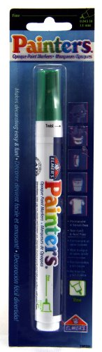 elmers-painters-opaque-acrylic-fine-tip-paint-marker-green-7344