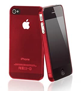 ArktisPRO 121494 ORIGINAL PREMIUM Hülle für Apple iPhone 5/5s rot