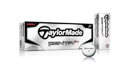 Taylormade Penta Tp5 Golf Balls (12 Pack)