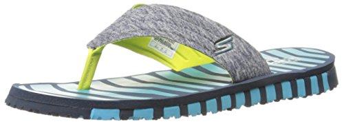 Skechers DONNA GO FLEX WALK INFRADITO NAVY BLUE EUR 38