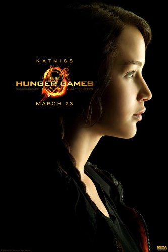 The Hunger Games Limited Edition Character Posters - Katniss 27