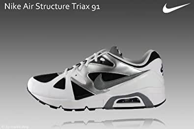 Nike Air structure triax 91 318088008, Baskets Mode Homme - taille 45
