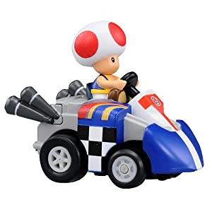 Air Hogs Mario Kart Vehicle - Todd